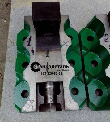 Кулачки зажима изделий для токарно-карусельных станков 1525/1Л532