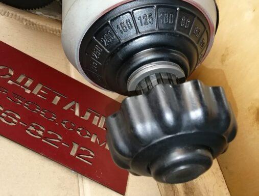 Коробка подач в сборе с механизмом переключения 6Р12